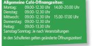 """Das """"Offene Café"""" im Mehrgenerationenhaus"""