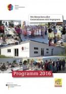 Programmheft – 03/2016 - 12/2016