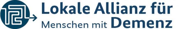 Logo Lokala Allianz für Menschen mit Demenz